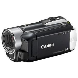 Canon Legria HF R16 Videokamera - Musta