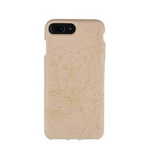 Funda iPhone 6 Plus/6S Plus/7 Plus/8 Plus - Biodegradable - Concha
