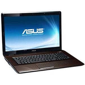 "Asus K72F-TY131V 17"" Pentium 2 GHz - HDD 250 GB - 4GB AZERTY - Frans"