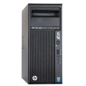 Hp Workstation Z230 Xeon E3-1225 3,2 GHz - HDD 1 To RAM 8 Go