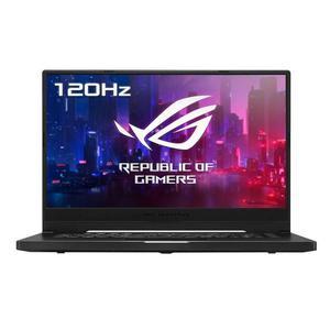 """Asus ROG Zephyrus GA502DU-AL064 15"""" Ryzen 7 2,3 GHz - SSD 512 Go - 16 Go - Nvidia GeForce GTX 1660 Ti QWERTY - Norvégien"""