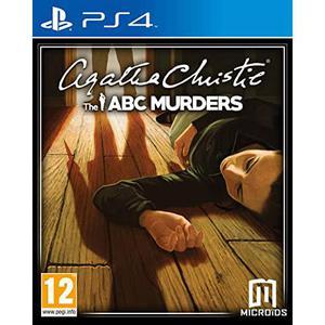 Agatha Christie: The ABC Murders - PlayStation 4