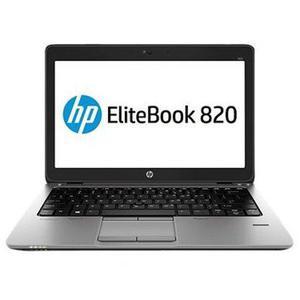 Hp EliteBook 820 G1 12.5-inch (2013) - Core i5-4210U - 4GB - HDD 320 GB QWERTY - English (UK)