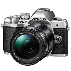 Híbrida - Olympus OM-D E-M10 Mark III Plata/Negro Objetivo Olympus M.Zuiko Digital 14-150mm f/4-5.6 ED II