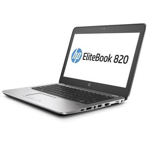 "Hp EliteBook 820 G3 12"" Core i5 2,4 GHz - SSD 256 GB - 8GB QWERTZ - Duits"