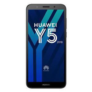 Huawei Y5 Prime (2018) 16GB - Musta (Midnight Black) - Lukitsematon