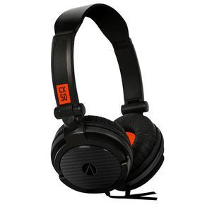 Casque Réducteur de Bruit Gaming avec Micro Stealth CX-50 - Noir/Orange