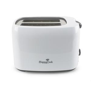 Grille pain Telefunken Toaster 2 fentes Happy Cook