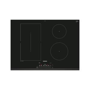 Table à induction Siemens ED731FSB5F 4 foyers