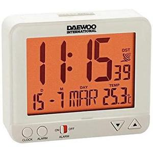 Radio Daewoo DCD200W alarm