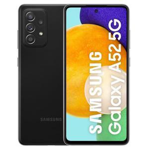 Galaxy A52 5G 128 gb Διπλή κάρτα SIM - Μαύρο - Ξεκλείδωτο