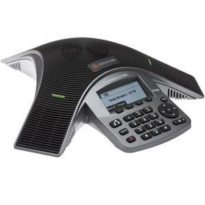 Téléphone VoIP Polycom SoundStation IP 5000 - Noir