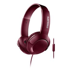 Casque avec Micro Philips SHL3075RD - Rouge