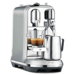 Espresso with capsules Compatible Nespresso Sage BNE800BSSUSC