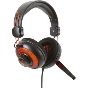 Skillkorp SKP H10 Gaming Headphones with microphone - Black/Orange