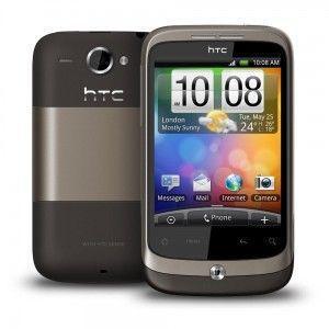 HTC A3333 - Marron- Débloqué