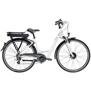 Vélo électrique Gitane e-City - Blanc