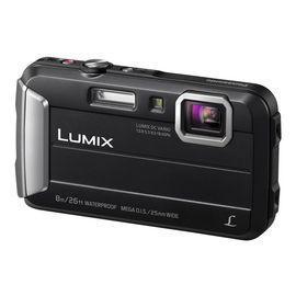 Compatto - Panasonic Lumix DMC-FT30 Nero + Obiettivo Panasonic Lumix DC Vario 25-100 mm f/3.9-5.7