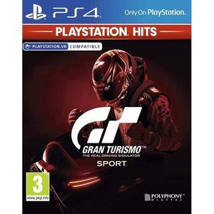 Gran Turismo Sport PlayStation Hits - PlayStation 4