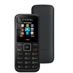 Alcatel One Touch 1010X - Zwart- Simlockvrij