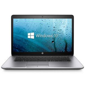 "HP EliteBook 850 G2 15"" Core i7 2,4 GHz - SSD 256 GB - 8GB QWERTZ - Saksa"