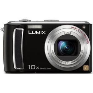 Compact - Panasonic Lumix DMC-TZ5 Noir Panasonic Leica DC Vario-Elmar f/3.3-4.9 28-280mm MEGA O.I.S