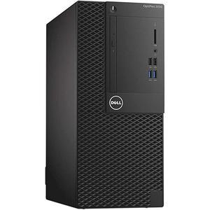 Dell OptiPlex 3050 MT Core i3 3,7 GHz - SSD 256 Go RAM 8 Go