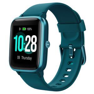 Smart Watch Cardiofrequenzimetro Ulefone Watch - Cyan