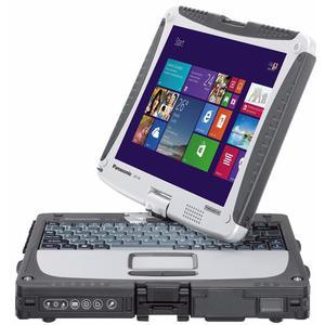 """Panasonic ToughBook CF-19 10,1"""" (April 2011)"""