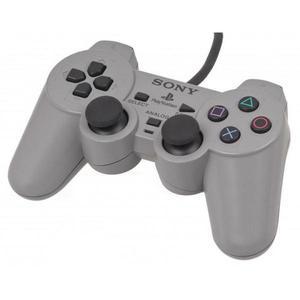 Controller Sony PlayStation 1 Dual Shock - Grijs