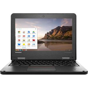 Lenovo ThinkPad 11E ChromeBook Celeron 1,83 GHz 16GB eMMC - 4GB QWERTY - Englisch (US)
