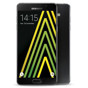 Galaxy A5 (2016) 16GB Dual Sim - Musta - Lukitsematon