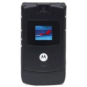 Motorola RAZR V3 - Zwart- Simlockvrij