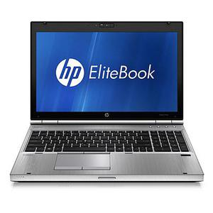 "HP EliteBook 8560P 15"" Core i5 2,5 GHz - SSD 128 Go - 4 Go QWERTZ - Allemand"