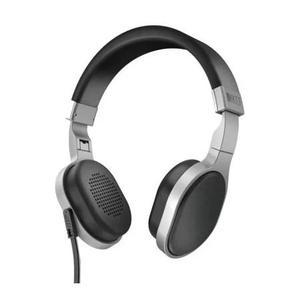 Casque Réducteur de Bruit avec Micro Kef M500 - Argent/Noir