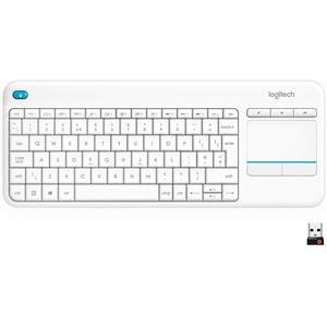 Logitech Tastatur QWERTY Spanisch Wireless K400 Plus