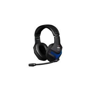 Casque Réducteur de Bruit Gaming avec Micro Konix PS400 FFF - Noir/Bleu