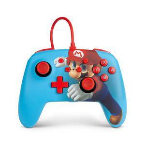 Manette filaire Nintendo Switch Super Mario