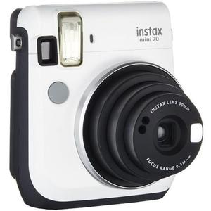 Fujifilm INSTAX MINI 70 + Fujinon 60mm f/12.7