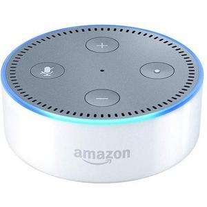 Amazon Echo Dot Gen 2 Speaker Bluetooth - Wit/Grijs