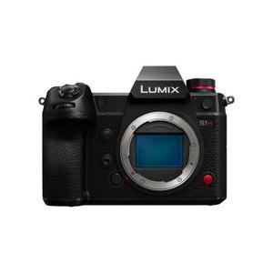 Hybride - Panasonic Lumix DC-S1H Noir