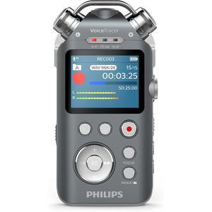 Philips VoiceTracer DVT7500 Grabadora de voz