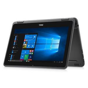 """Dell Latitude 3190 11"""" Pentium Silver 1,1 GHz - SSD 128 GB - 4GB Teclado francés"""