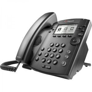 Telefono fisso Polycom VVX 311 - Nero