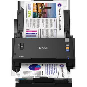 Scanner Professionnel Epson Workforce DS-520 - Noir