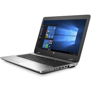 """HP ProBook 650 G2 15"""" Core i3 2,3 GHz - SSD 128 GB - 4GB QWERTY - Englisch (US)"""