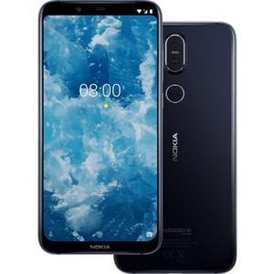 Nokia 8.1 64 Gb - Schwarz - Ohne Vertrag