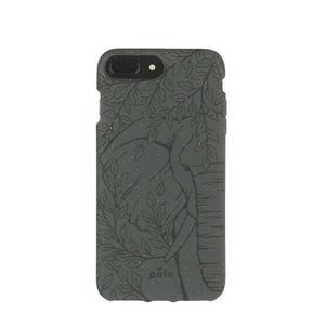 Funda iPhone 6 Plus/6S Plus/7 Plus/8 Plus - Biodegradable - Arcilla