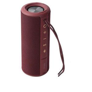Altavoces Bluetooth Qlive q.1639 - Rojo