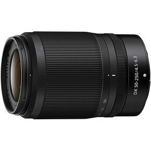 Objectif Nikon Z DX 50-250mm f/1:4.5-6.3 VR Nikkor - Noir
